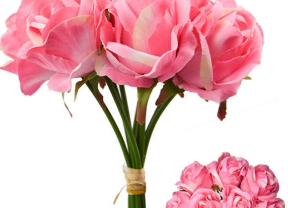 Roses bundle pink
