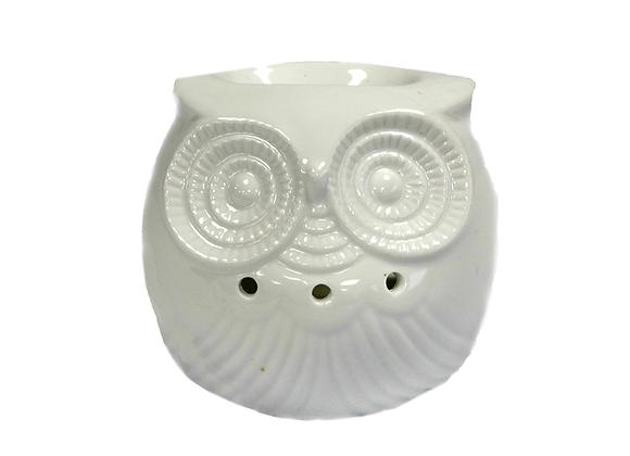 Classic White Owl Burner
