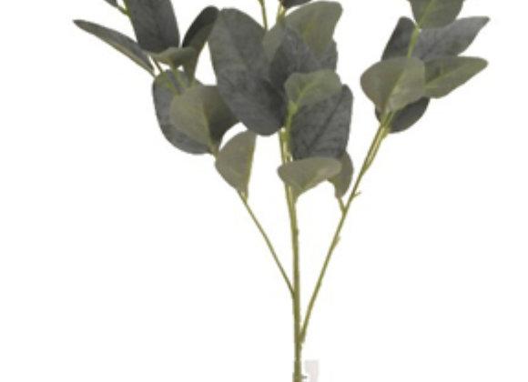 Large leaf spray grey/green