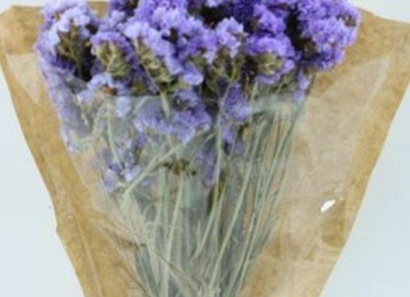 Dried static bundle purple