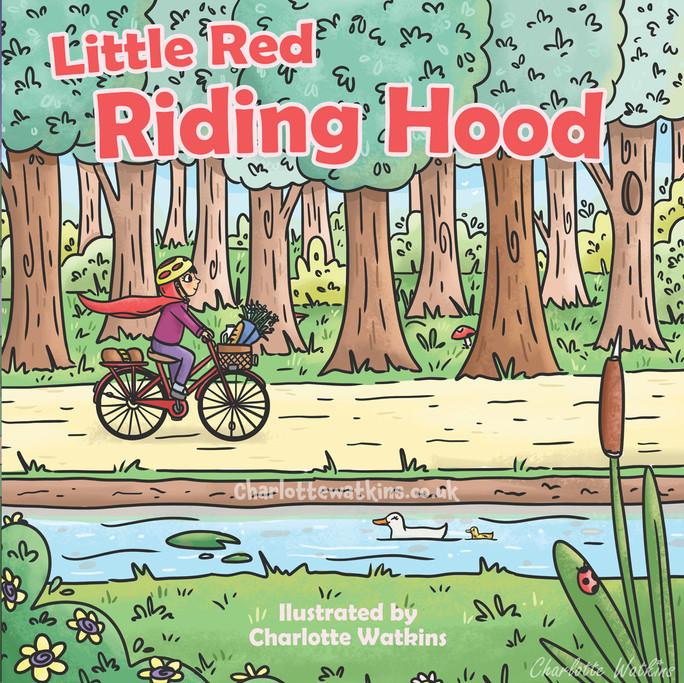 Litttle Red - Sample Cover