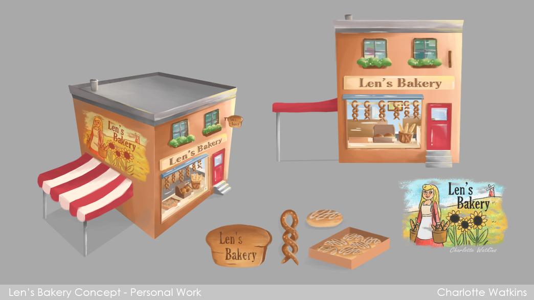 Len's Bakery