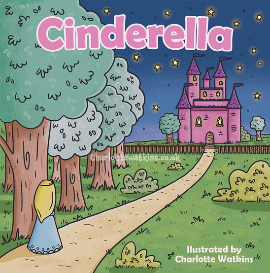 Cinderella - Sample Cover