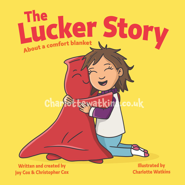 The Lucker Story - Cover