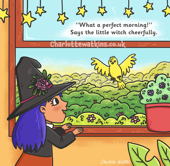 Little Witch - Page 1