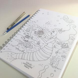 Day 6 - Underwater magic
