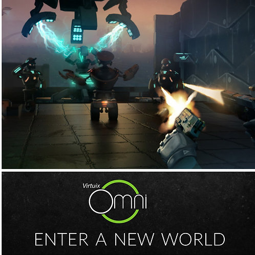 Réalité Virtuelle - Avec mouvement - 1 joueur