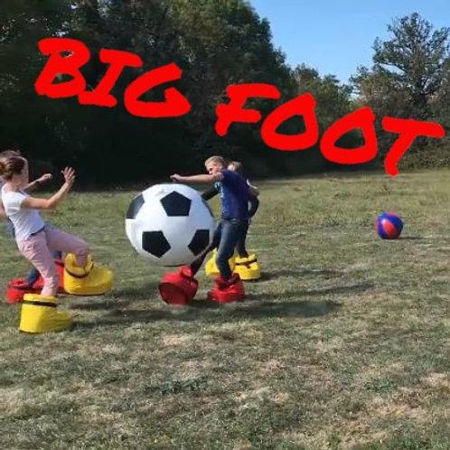 Big Foot - 1 heure - 1 personne
