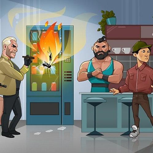 Animation Team Building – Scénario: Espionnage en entreprise