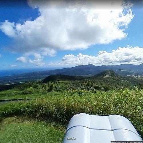 Mission Martinique avec Google Street View