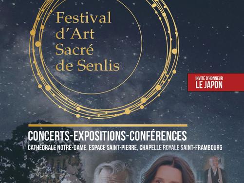 FESTIVAL D'ART SACRÉ DE SENLIS 2019