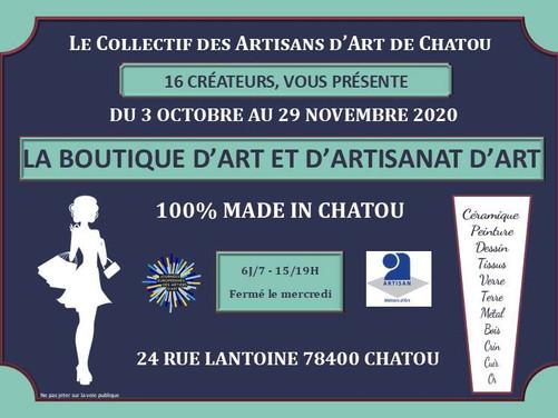 Artisanat d'Art à Chatou