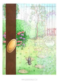 Antinéa la petite araignée
