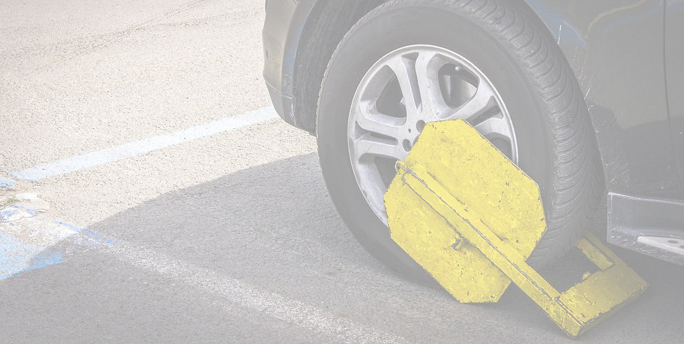 parking enforcement scofflaw