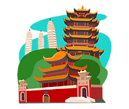 66-665565_chinese-tourism-landmarks-vect