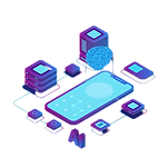 isometric-artificial-intelligence-vector
