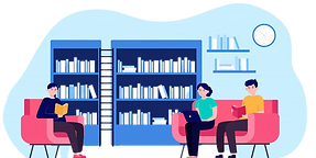 people-library-flat-vector-illustration_