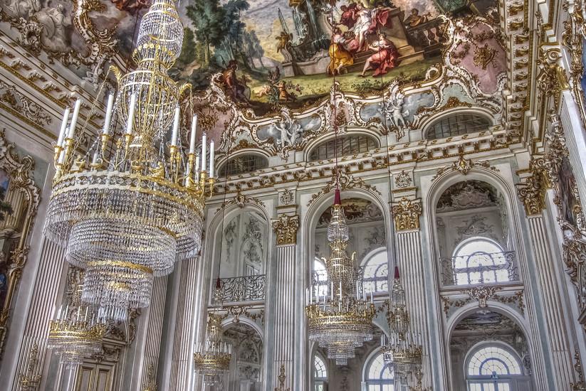 Great Hall, Schloss Nymphenburg