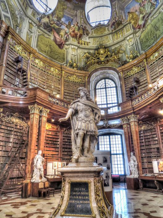 State Hall - Österreichische Nationalbibliothek