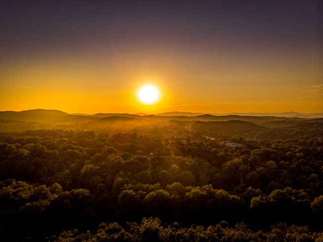 Albemarle Sunset
