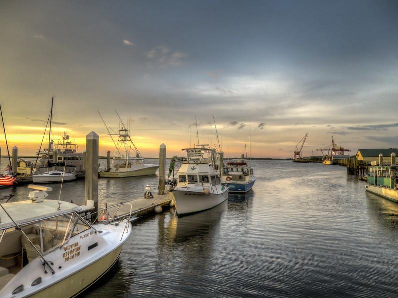 Fernandina Harbor