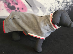24. Bailey and Bella grey sweater with pocket Small