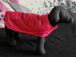 51. Bailey and Bella red black fleece S.