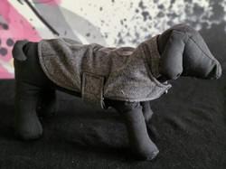 57. Bailey and Bella dark grey fleece XS, L