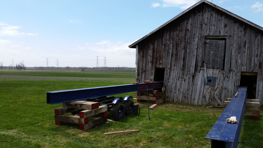 New life for an old barn