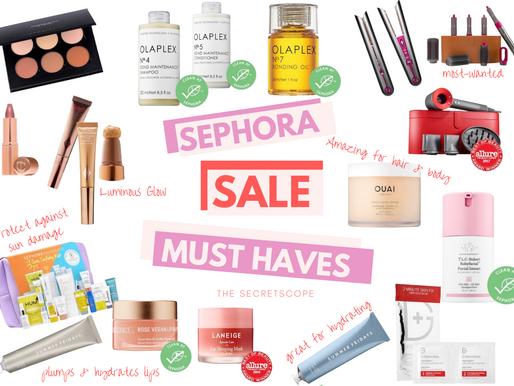 Sephora's Spring Sale Must Haves