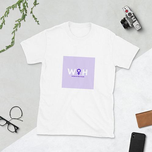 Women Of Healthcare Logo T Shirt