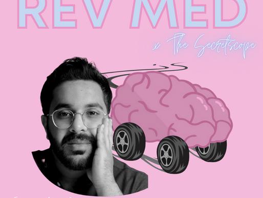 REV MED founder Syed Rizvi on creating an online medical education platform for healthcare students