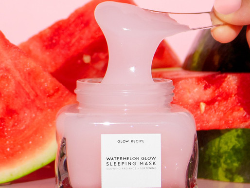 Glow Recipe Watermelon Sleeping Mask - Product Review