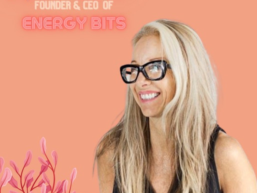 Catharine Arnston Founder and CEO of Energybits on the Healing Benefits of Algae and Chlorella