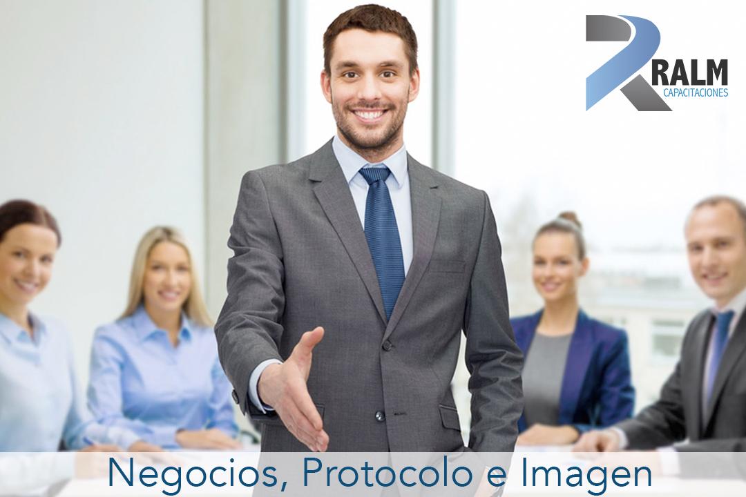 negocios protocolo