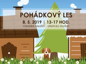 MAXOVO STAVEBNÍ SPORTOVIŠTĚ – Pohádkový les – Valašské Meziříčí 8.5.2019