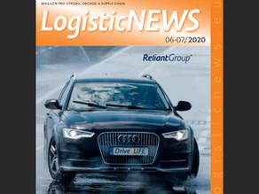 TRADIX v Logistic NEWS - Napsali o nás