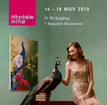 Singapore Affordable Art Fair, final countdown!