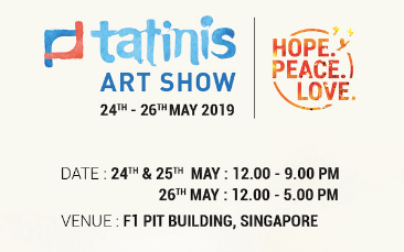 Tatinis Art Show in Singapore