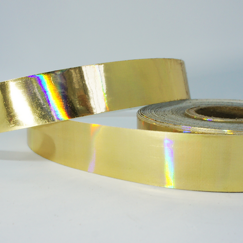 Holographic Tape GOLD