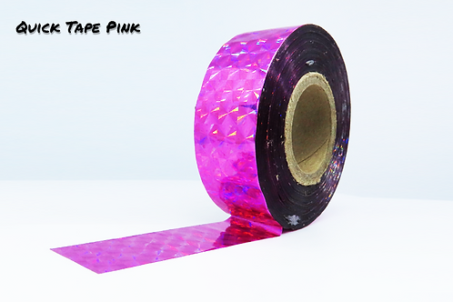 Quick Tape PINK - Budget 50m Rolls