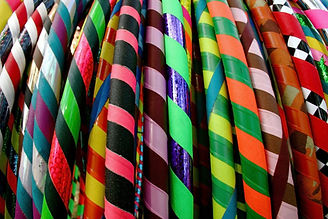 hula hoop stack