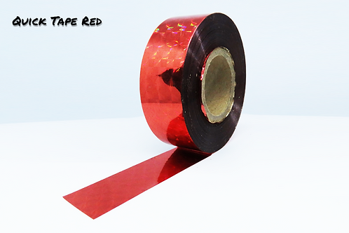 Quick Tape RED - Budget 50m Rolls