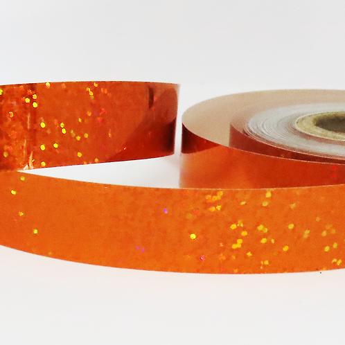Glitter Tape ORANGE