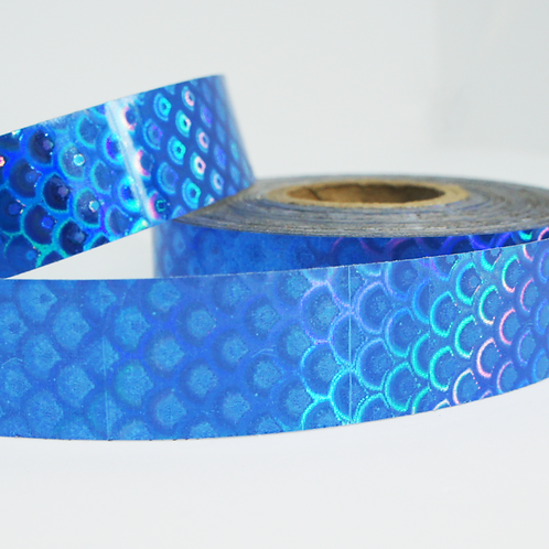 Scales Tape BLUE