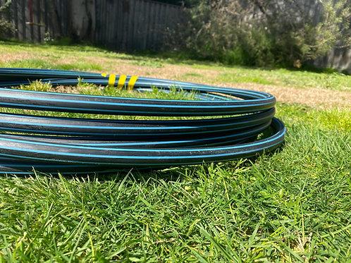 HDPE Blue Stripe Pipe for Beginner Hula Hoops