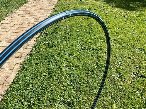 Naked Hoop (Un-Taped Hula Hoop)
