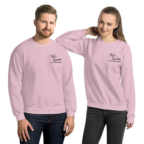 BRIGHTS & LIGHTS Embroidered Unisex Sweatshirt