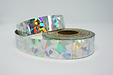 silver holographic hula hoop tape australia