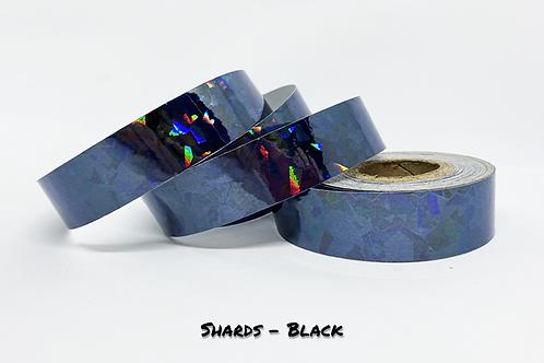 Shards Tape BLACK